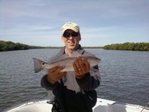 Redfish In The Back Country