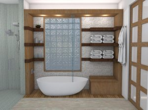 Cabinetry Szemis_MBtub wall_10-25