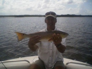 redfish in the back country 7 27 2012
