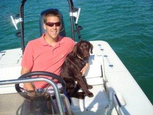 wrigley boat pic